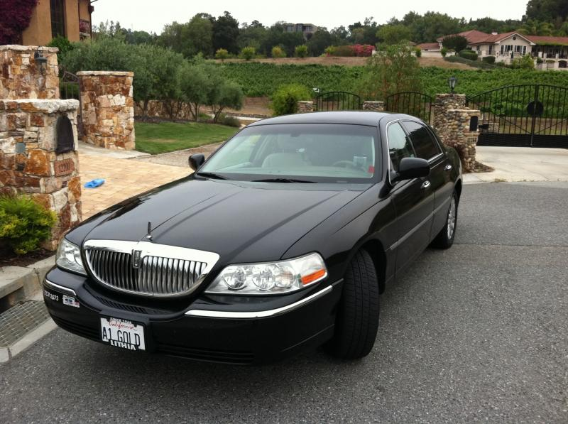 Car Service From Concord To Oakland Airport